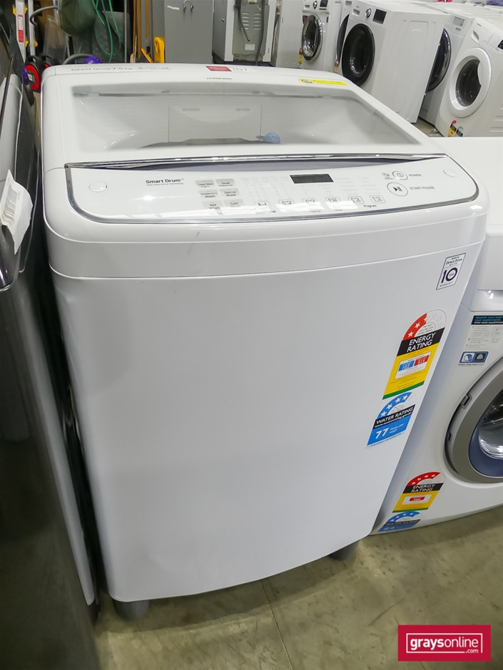LG WTG7532W/02 Washing Machine