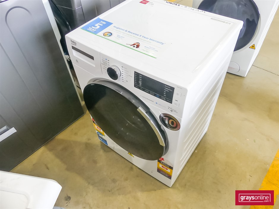 Beko BWD7541IG Washer/Dryer Machine