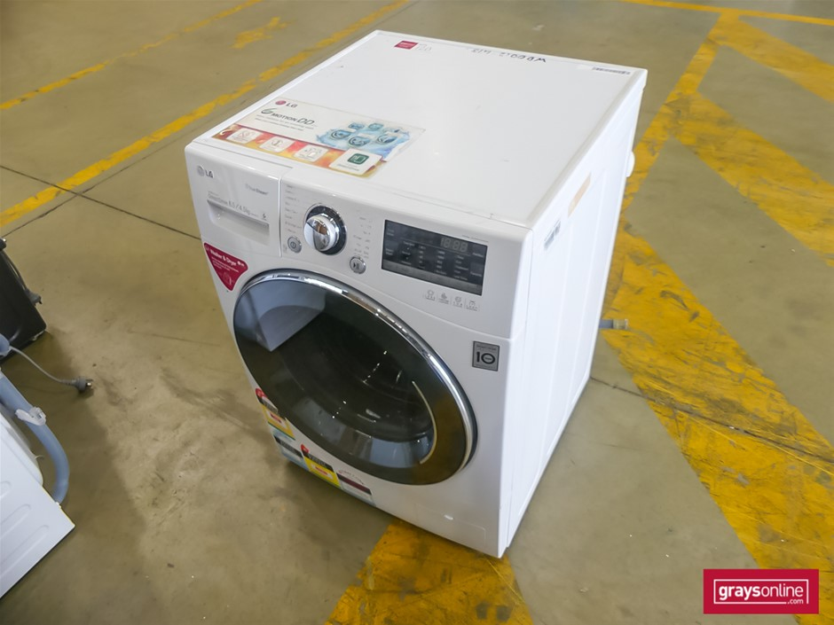 LG WD14130FD6 Washer/Dryer Machine