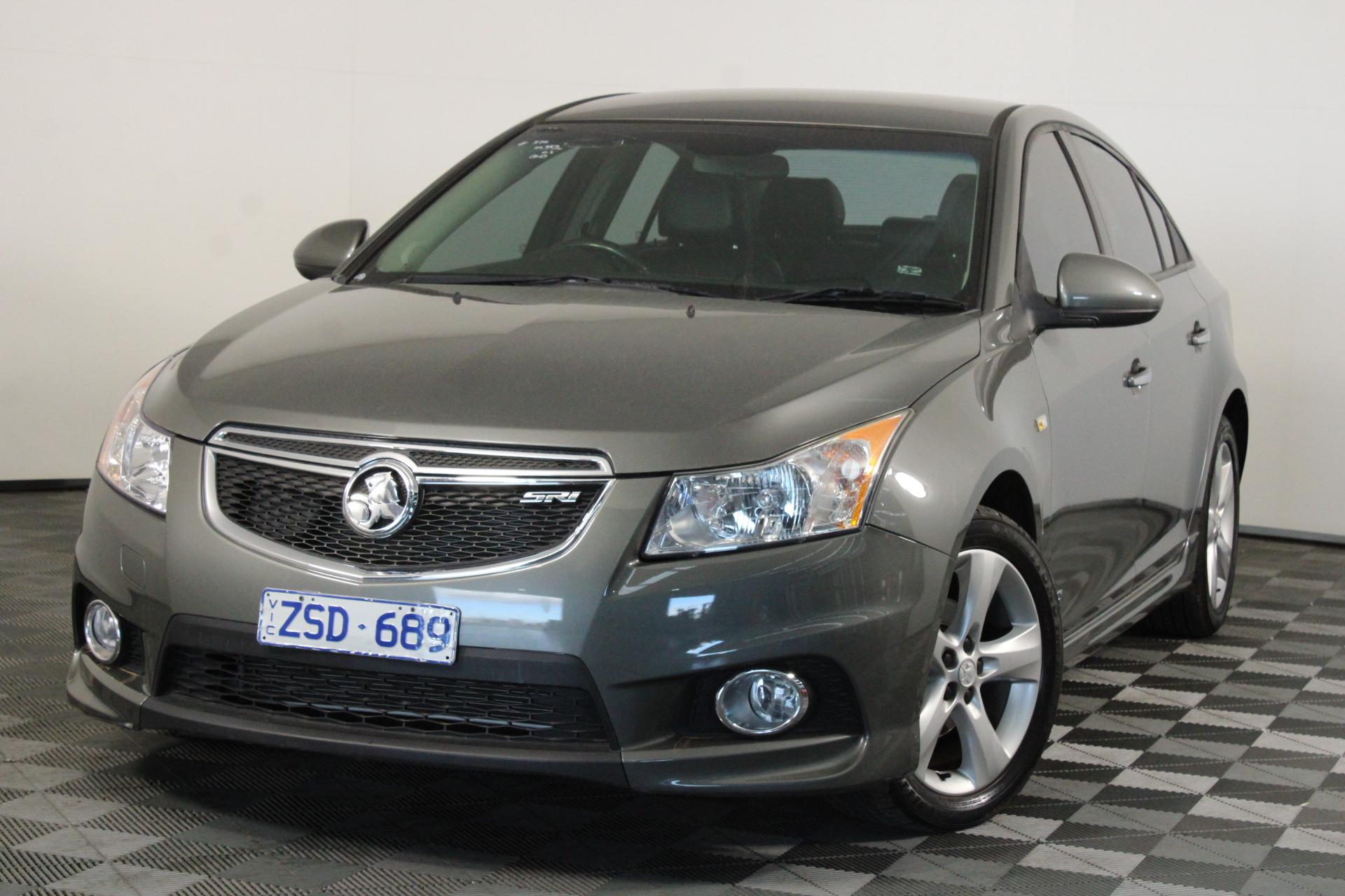 2011 Holden Cruze SRi V JH Manual Sedan
