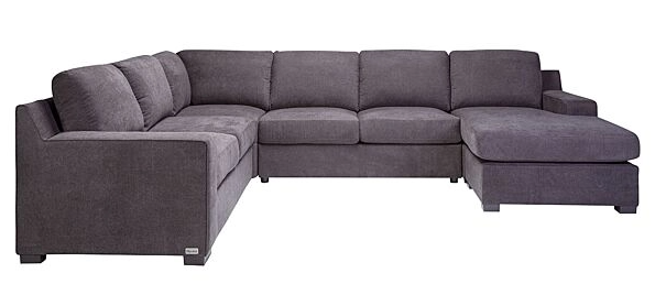 Shaw 6-seater Sofa with Sofa Bed and Chaise