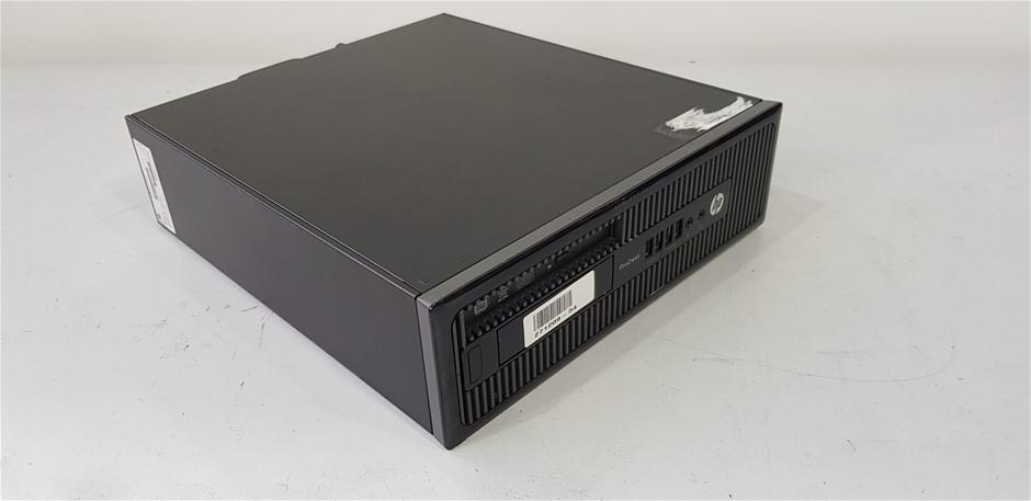 Hp ProDesk 400 G1 SFF Desktop Pc ( E2D14AV )