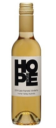 Hope Estate Late Harvest Verdelho 2014 (12 x 375ml) Hunter Valley, NSW