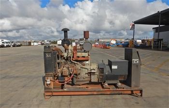 2013 HPD-48 60KVA Industrial Generator