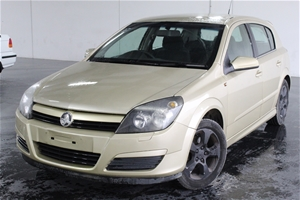 2005 Holden Astra CDX AH Automatic Hatch