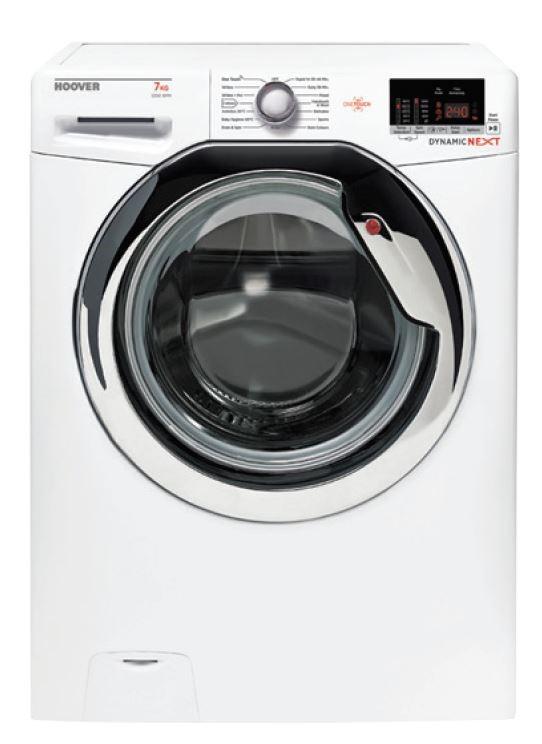 Hoover Freestanding 7 kg Washing Machine (DXOC27/1-AUS)