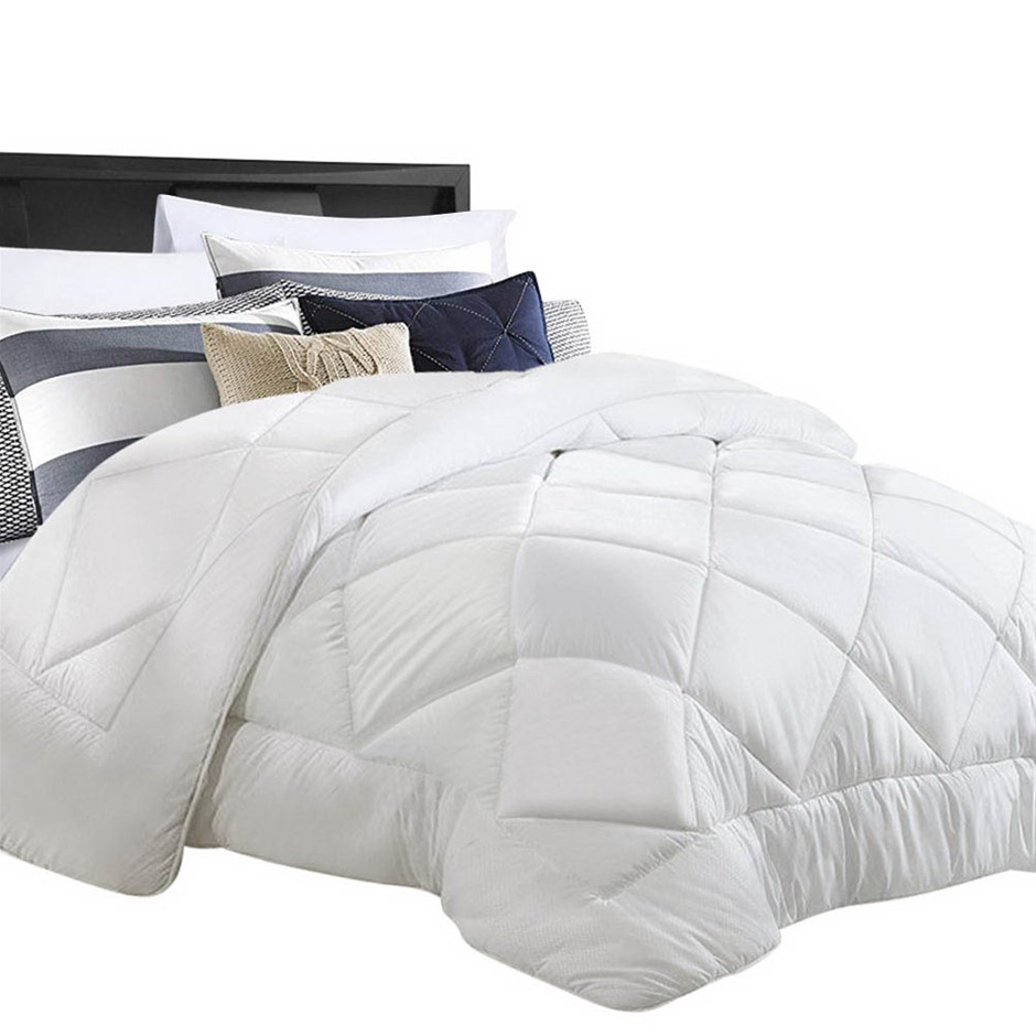 Giselle Bedding Microfibre Bamboo Quilt Winter Super King