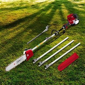 Giantz Pole Chainsaw 4 Stroke Petrol Hed