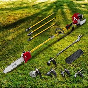 Giantz 65CC Pole Chainsaw Brush Cutter H
