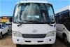 2012 Higer R Series Munro 29 Seater Bus