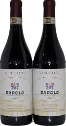 Viberti Giovanni Buon Padre Barolo Nebbiolo DOCG 2013 (2x 750mL), Piedmont