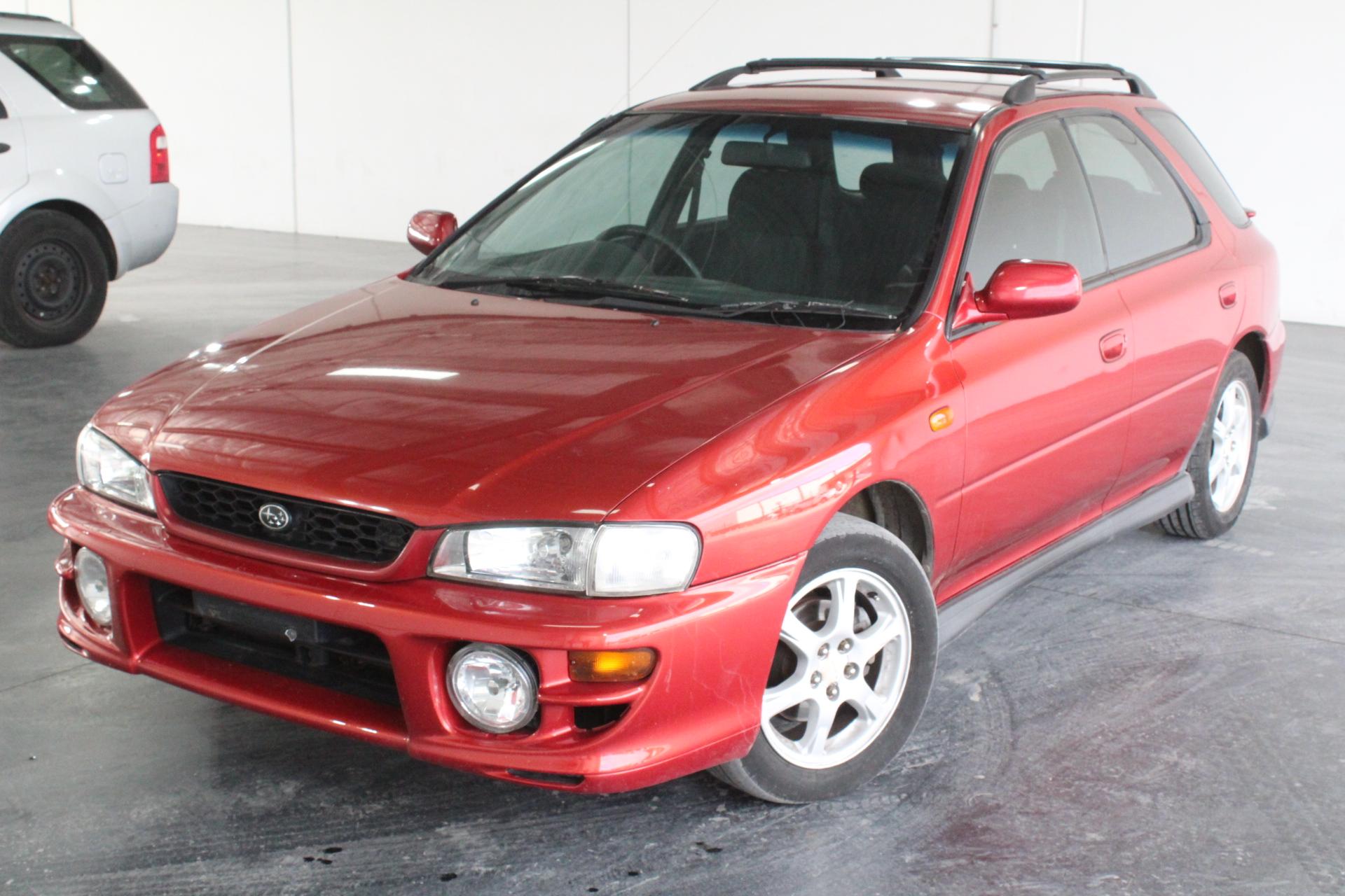 2000 Subaru Impreza RX (AWD) Automatic Hatchback