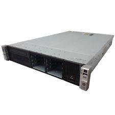 HP DL380p-Gen8 SERVER, 2x E5-2640, 96GB, 3.2 TB