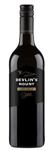 Devlin's Mount Clare Shiraz 2017 (12 x 7