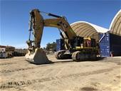 Caterpillar Mining Equipment - 6x 777G's & 844K