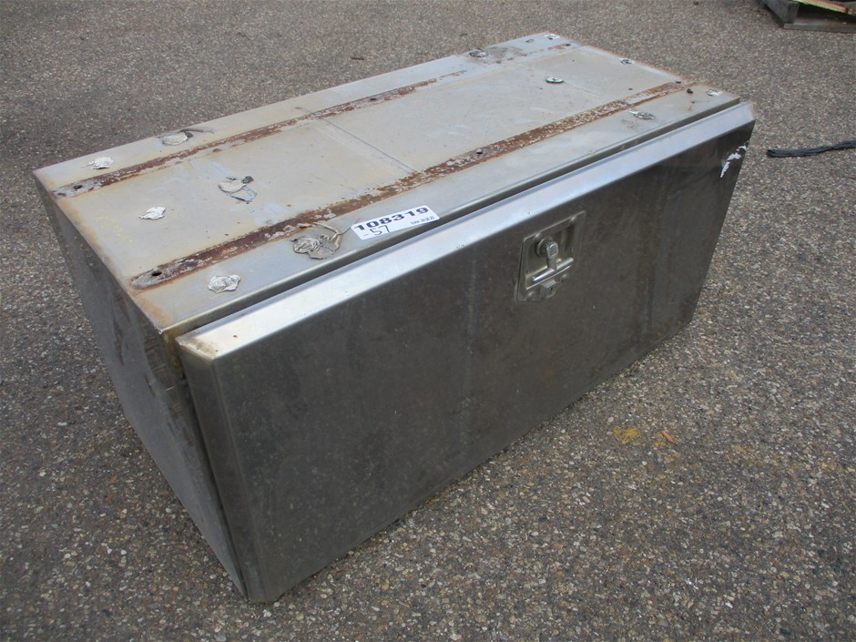 Stainless Steel Undertray Tool Box