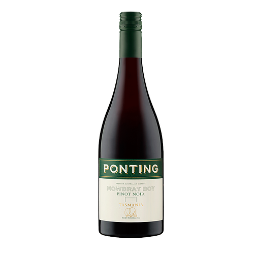 Ponting 'Mowbray Boy' Tamar Valley Pinot Noir 2019 (6x 750mL).
