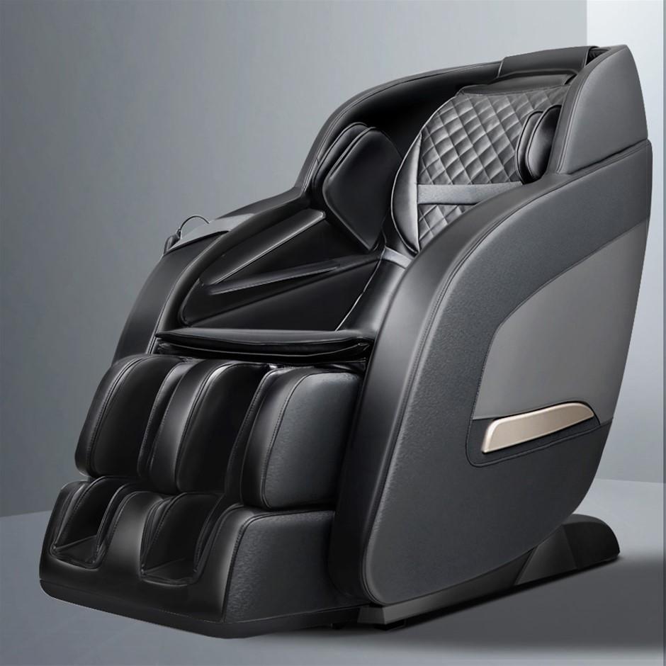 3D Electric Massage Chair Zero Gravity Recliner Shiatsu Back Heating