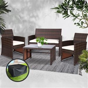 Gardeon Garden Furniture Outdoor Lounge