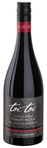 Toi Toi Pinot Noir Winemakers Selection