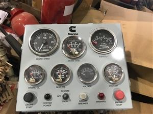 Unused Cummins Marine Digital Instrument