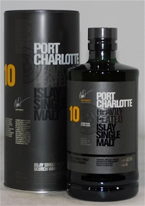 Port Charlotte 10 Year Whisky (1x 700mL)