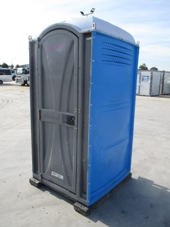Armal Self Contained Portable Toilet Cubicle