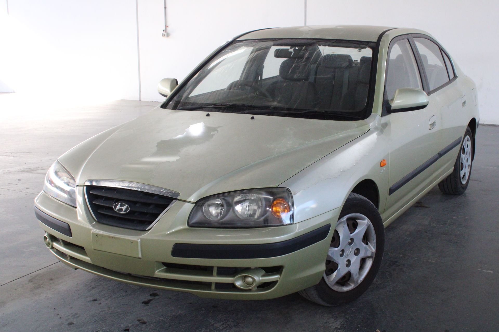 2005 Hyundai Elantra FX XD Manual Sedan