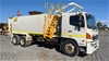 2014 Hino 500 Rigid Water Truck (WR10020)