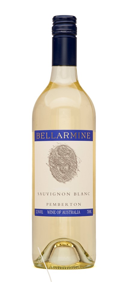 Bellarmine Sauvignon Blanc 2017 (12 x 750mL) Pemberton, WA
