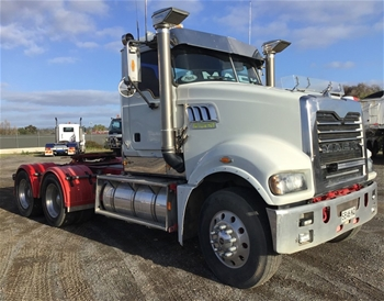 2009 Mack CMHT Trident 6x4 Prime Mover Truck