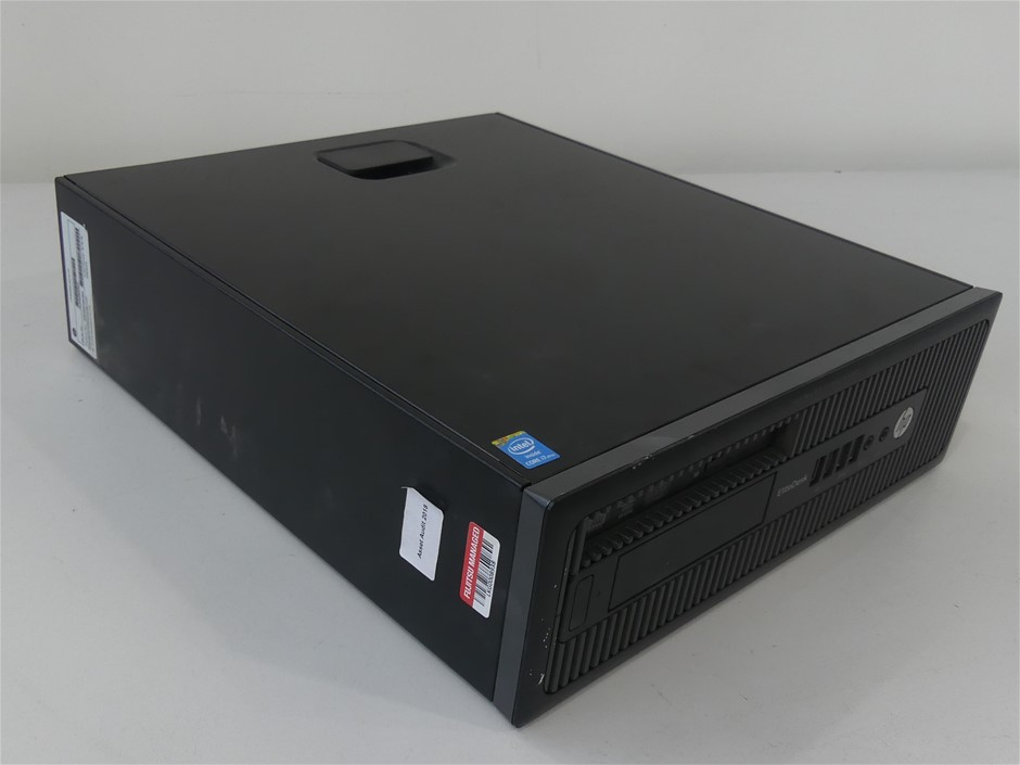 HP EliteDesk 800 G1 SFF Small Form Factor (SFF) Desktop PC