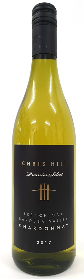 Chris Hill Premier Select French Oak BV Chardonnay 2017 (12 x 750mL) SA