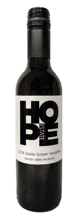 Hope Estate Verdelho 2014 (12 x 375mL) Hunter Valley, NSW