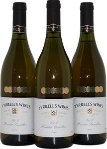 Tyrrell`s Wines Vat 1 Semillon 1999 (3x