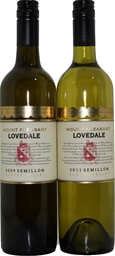 Mount Pleasant Lovedale Semillon Mixed Vintage (2x 750mL), Hunter Valley