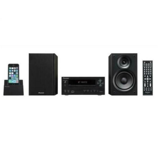 Pioneer Micro HiFi System DVD, FM Radio, Bluetooth Speaker MP3 CD USB HM32