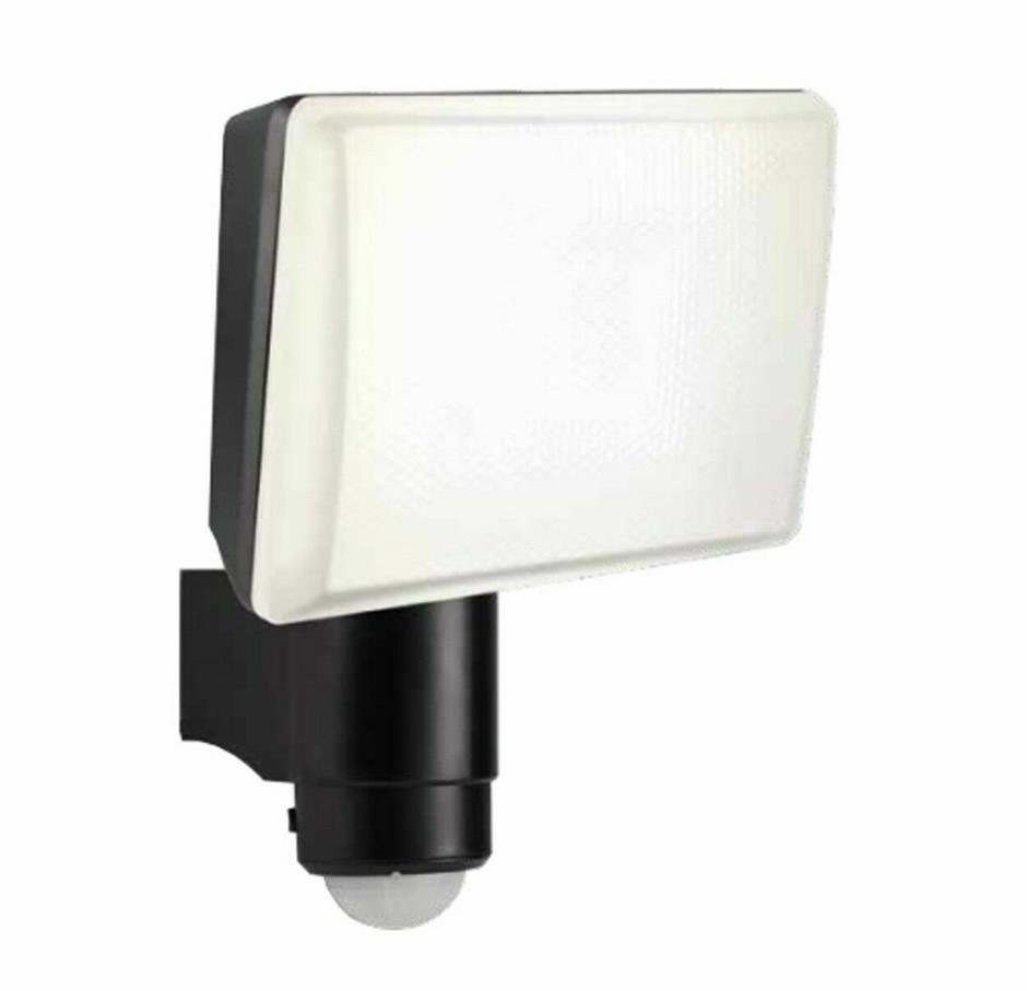 HPM Bakra LED Floodlight with Security Sensor 14W 1100lm Cool White