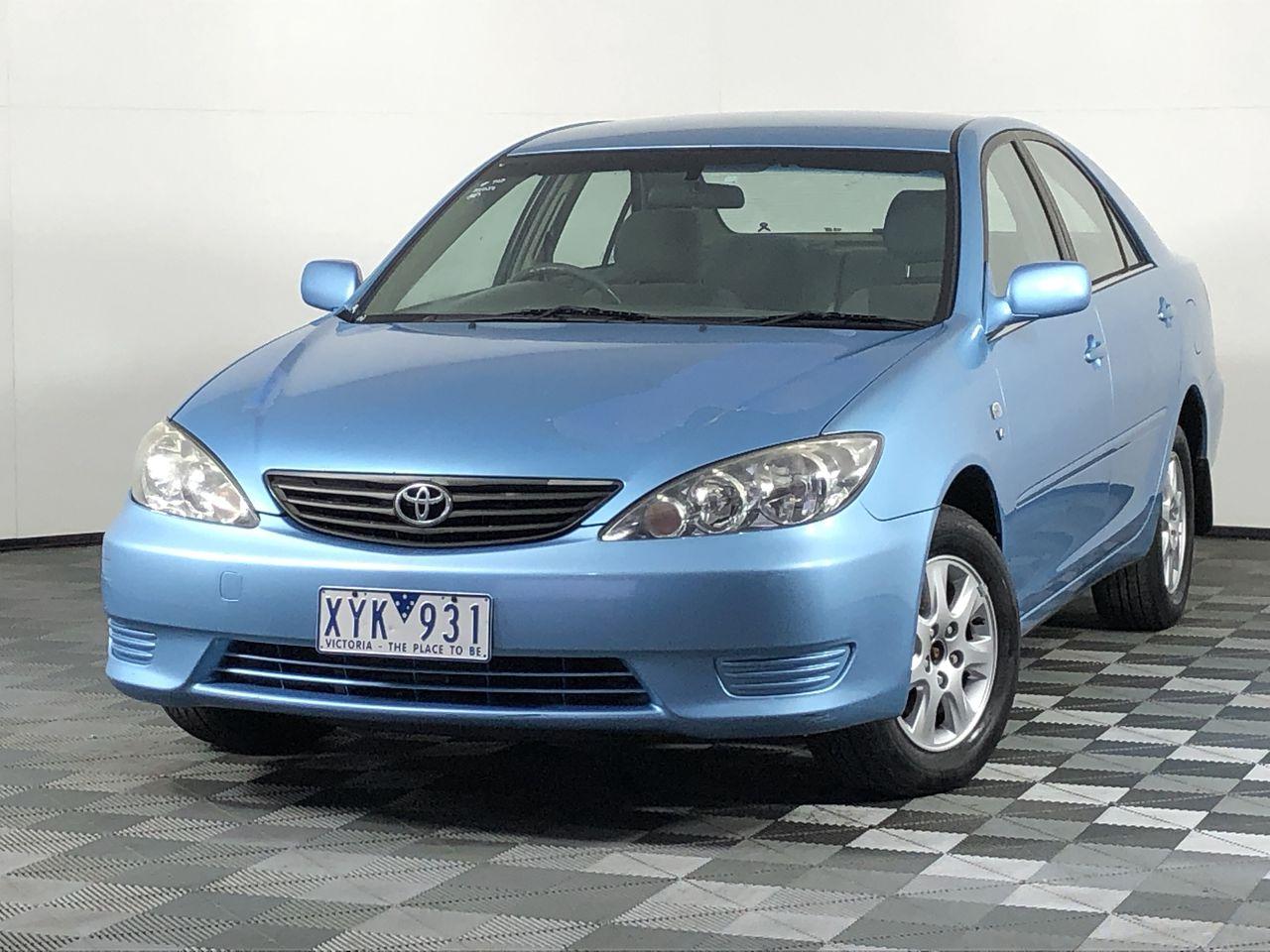 2006 Toyota Camry Altise MCV36R Automatic Sedan
