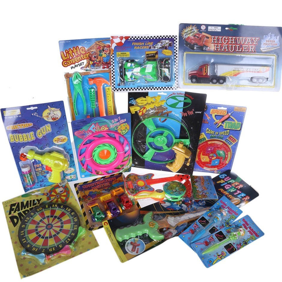 13 x Assorted Children`s Toys & Activities, Incl; Cars, Bubble Gun, Flying
