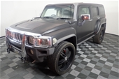 2008 Hummer H3 Luxury Automatic Wagon