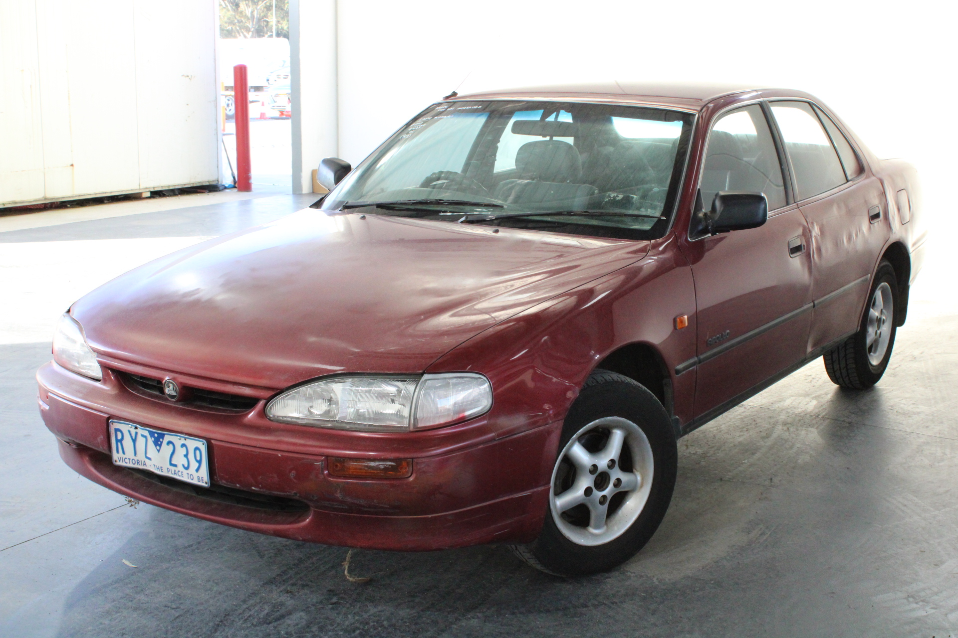 1995 Holden Apollo SLX JM Automatic Sedan
