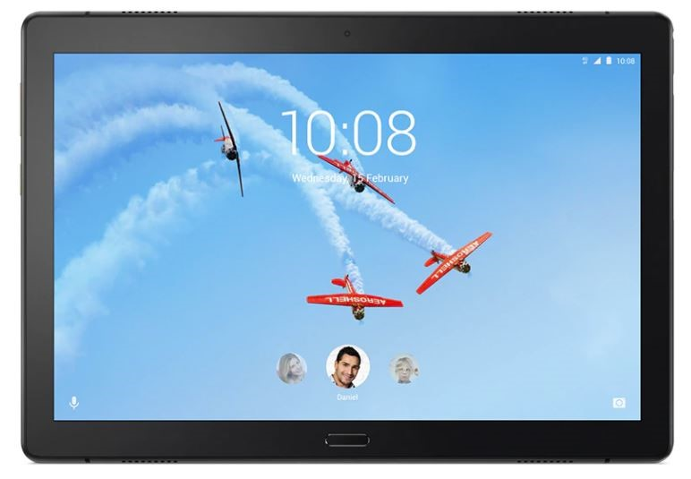 Lenovo TB-X705F, 10-inch Tablet, Black