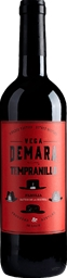 Bodegas Vega Demara Tempranillo 2018 (6 x 750mL) Spain