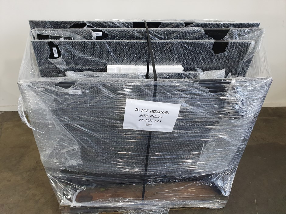 Pallet of Assorted Brands USED/UNTESTED Televisions