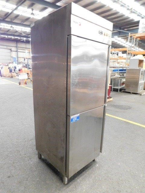 Fagor Stainless Steel Freestanding Upright Refrigerator