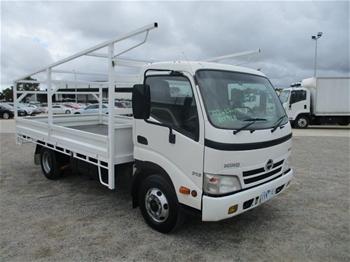 Tray Body Truck