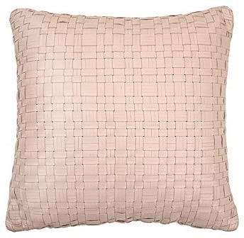 BAMBURY Nevada Cushion Nevada Cushion, Nude. Leather. 43 x 43cm. Buyers Not