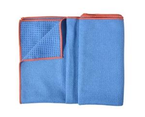 Yoga Towel - Blue