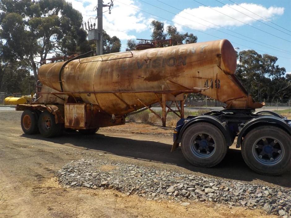 Transwest Water Tanker